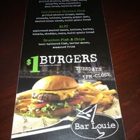 Photo taken at Bar Louie by Colin C. on 10/3/2012