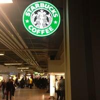 Photo taken at Starbucks by Magnus M. on 2/5/2013