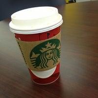 Photo taken at Starbucks by Spencer M. on 1/16/2013