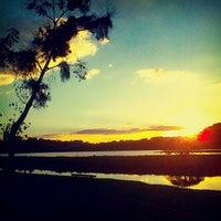 Photo taken at Parque Barigui by Rodrigo S. on 4/16/2013