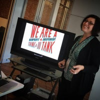Photo taken at Think Big Coworking by Tim M. on 9/30/2015