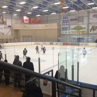 Photo taken at Eagle Ridge Roller Hockey by Lauren W. on 2/11/2013
