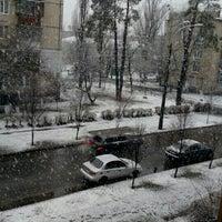 Photo taken at Вулиця Тампере by Alex E. on 12/1/2015