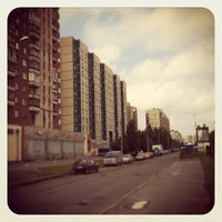 Photo taken at Общежитие СПбГУНиПТ #4 by boris_gnatenko on 9/16/2012