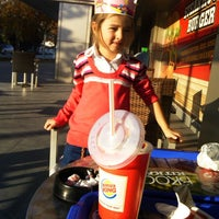 Photo taken at Burger King by Zeki T. on 12/21/2013
