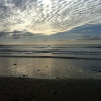 Photo taken at Inch Beach by Gabor G. on 11/11/2012