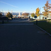 Photo taken at Kanalen by Ilze P. on 10/16/2014