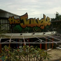 Photo taken at The Jungle by Nuzul A. on 12/7/2012