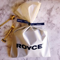 Photo taken at ROYCE' Chocolate by Emily C. on 11/25/2017