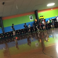 Photo taken at Auburn Skate Connection by Jennifer M. on 11/5/2016