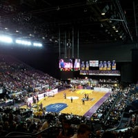 Photo taken at Qantas Credit Union Arena by Andes L. on 10/19/2012