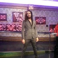 Foto scattata a Madame Tussauds 4D da Arpitha A. il 11/17/2012