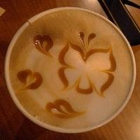 Photo taken at KREDENS CAFE by Victoria K. on 10/23/2012