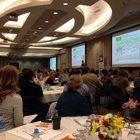 Photo taken at Scott Conference Center by Randa Z. on 2/17/2014