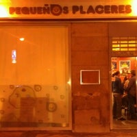 Photo taken at Pequeños Placeres by Marmotadelboske on 11/3/2012