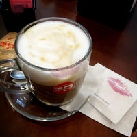 Photo taken at Caffe Pascucci by Reena D. on 1/24/2013