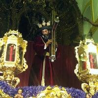Photo taken at Parroquia de la O by Alvaro M. on 3/29/2013