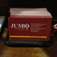 Photo taken at Chinees Restaurant Jumbo by Kelly S. on 12/29/2012