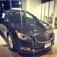 Photo taken at Barlow Buick GMC by Jamie G. on 11/19/2014