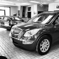 Photo taken at Barlow Buick GMC by Jamie G. on 1/26/2013
