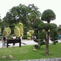 Photo taken at Perdana Botanical Garden by Nur Atiqah S. on 6/8/2013