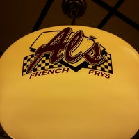 Photo taken at Al's French Frys by Andrew Z. on 3/6/2013