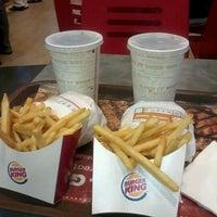 Photo taken at Burger King by Iza N. on 9/17/2012