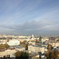 Photo taken at Радио «Спутник» by Sasha S. on 10/2/2012