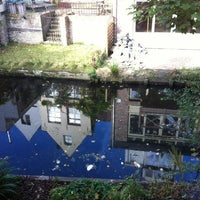 Photo taken at B&B Canal Deluxe by Evgeniya S. on 10/9/2012
