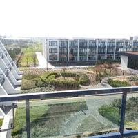 Photo taken at Van der Valk Hotel Schiphol by Theo R. on 4/21/2013