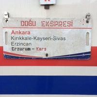 Photo taken at Doğu Ekspresi by Doğan Y. on 3/1/2018