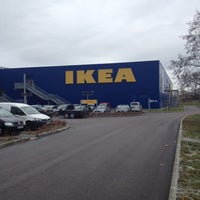 Photo taken at IKEA by Tino C. on 12/1/2012