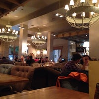 Photo taken at Fettuccine Trattoria by Ульяна 💝 on 2/22/2015