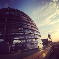 Foto scattata a Reichstag da Clara N. il 5/4/2013