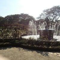 Photo taken at 里見公園 by Kato N. on 10/20/2012
