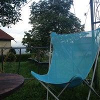 Photo taken at Camping du Buisson by Dasha B. on 9/21/2013