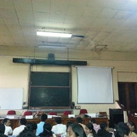 Photo taken at Department of Physics by Gamika N. on 7/27/2013