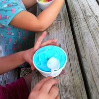 Photo taken at Moser's Ice Cream Caboose by Damien G. on 5/21/2013