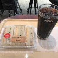 Photo taken at ドトールコーヒーショップ 梅田シティ店 by 히로코 on 3/6/2017
