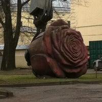 Снимок сделан в Государственный музей городской скульптуры пользователем Maria P. 11/28/2012