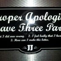Photo taken at Jimmy John's by paranoiagurl on 10/23/2012