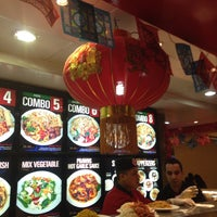 Photo taken at Panda House Express by Ahmed A. on 6/26/2014