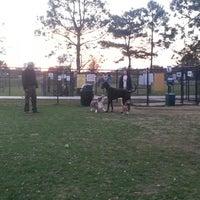 Photo taken at Destin Dog Park by Nehemiah C. on 1/7/2013
