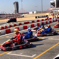 Photo taken at Kartdrome at Autodrome by Mohammed A. on 12/7/2012
