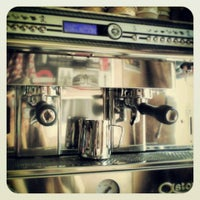Photo taken at Espresso Room by Nata G. on 6/15/2013