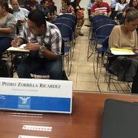Photo taken at Casa de la cultura jurídica by Pedro Z. on 10/7/2016