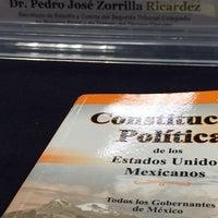 Photo taken at Casa de la cultura jurídica by Pedro Z. on 6/4/2014