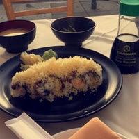Photo taken at Kiku Sushi by Deemah♍️👵🏽 on 4/25/2017