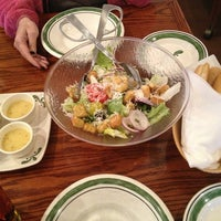 ... Photo Taken At Olive Garden By Emily J. On 3/1/2013