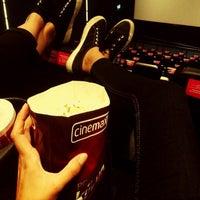 10/9/2014 tarihinde Başak K.ziyaretçi tarafından Cinemaximum'de çekilen fotoğraf